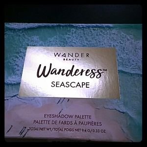 Other - Wonderess seascape eye shadow palette